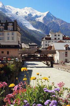 Chamonix, Rhone Alps, France.