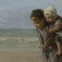 Jozef Israëls - Kunstenaars - Ontdek de collectie - Rijksmuseum