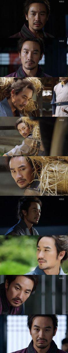 ASK K-POP episode 18 captures for the Korean drama 'Sword and Flower'