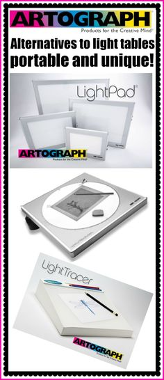 Artograph LightPad 950 - LED LightTracer - LightPad Revolution | Epic Childhood
