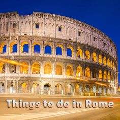 Rome travel tips, vacations, hotels, restaurants, entertainment, shopping, top attractions, things to do, practical advice to discover the eternal city.