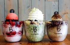 And popular Korean cafe chain, Caffebene is opening in Singapore on 18 November 2015! This is such great news for all of us who love them Korean waffles, bin
