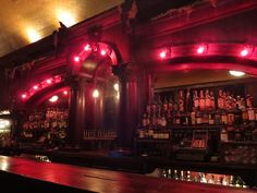 Monty Bar, Los Angeles