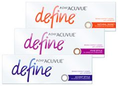 1-Day Acuvue Define (30-pack) 10% Off Auto renew
