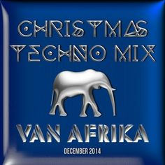 VAN AFRIKA December 2014 'Tokyo Underground: The Techno Christmas Mix'