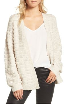 I would love a fun textured cardigan (but not in white because. Find this  Pin and more on Fall 2018 sweaters