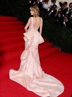 Red Carpet Arrivals at the Met Gala - May 2014