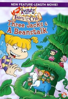 Rugrats Tales From The Crib Three Jacks A Beanstalk Dvd 2006