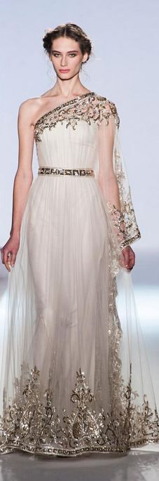 Zuhair Murad - Haute Couture Spring 2013//