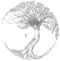Image result for ash tree tattoos