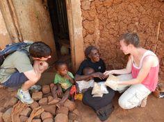II Volunteers in Uganda Bulenga Social welfare programs June - July 2014  https://www.abroaderview.org/  #abroaderview #uganda #bulenga #charity #volunteer