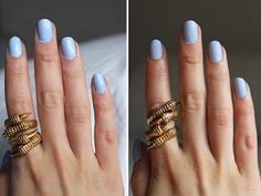 LOVE AESTHETICS | by Ivania Carpio: BEAUTY | Matte Nails, A Top Coat