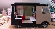 Barbie's Vintage Country Camper Gets A Makeover | Flickr - Photo Sharing!