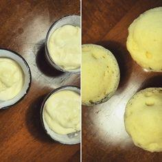 Cupcakes al microonde