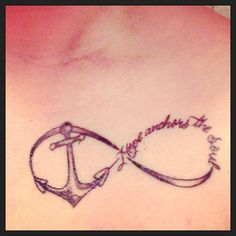 1000 images about tattoos on pinterest hope anchor for Hope anchors the soul tattoo