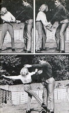 That looks like a 1950's ladylike kick, but still it's the basic technique