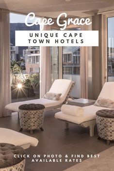 Top Recommended Hotels finds Cape Grace deals on all the top travel stites at once. Best Price Guaranteed on Cape Grace at Top Recommended Hotels. Best Hotel Deals, Best Hotels, Cape Town Hotels, Price Comparison, Dining Bench, Wellness, Furniture, Home Decor, Decoration Home