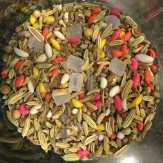 I fell in love with Mukhwas in India. I couldn't find any consistent recipes so I headed to the spice shop and used my nose and pallet to created my own version. In India Mukhwas is an after dinner digestive aid. I keep it in my car to help satisfy my taste buds when I … Paleo Indian Recipes, Asian Recipes, Vegetarian Recipes, Healthy Dishes, Healthy Snacks, Mouth Freshener, Acid Reflux Recipes, Spice Shop, Fennel Seeds