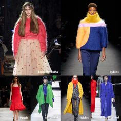 furry is better than fur / #trends at Milano Fashion Week A/W 2018