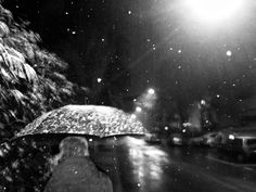 Longara - winter in Italy