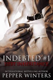 DEBT INHERITANCE - SAGA INDEBTED #01 Papper Winters #saga #indebted #debtinheritance #novela #adulto #erotica #español #libros #reseña #blog #comentarios #literatura #universal #amor #romance #google #pinterest #online #epub #pdf
