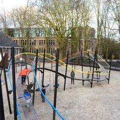 Play Garland Oosterpark by Carve « Landscape Architecture Works | Landezine