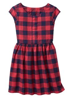 Buffalo plaid dress Product Image                                                                                                                                                                                 Plus