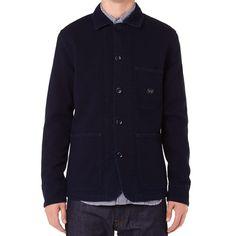 Edwin Union Jacket (Rinsed Indigo)