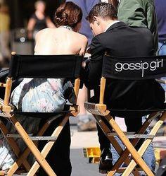 GOSSIP GIRL #ChairGossipGirl