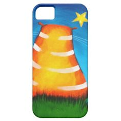 Cat art for your iphone5