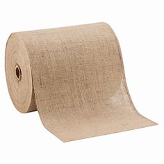 """Great, inexpensive 12"""" burlap for runners. Nice quality...very happy with this purchase."""