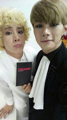 Hansol & B-Joo | Topp Dogg