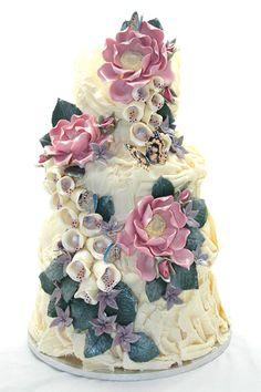 This is CAKE? Awsome! Choccywoccydoodah.