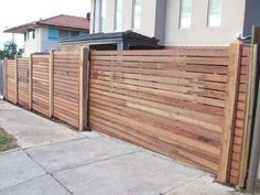 MERBAU FENCING SLIDING GATE - scotts fencing and landscaping, Fencing Construction, Frankston, VIC, 3199 - TrueLocal
