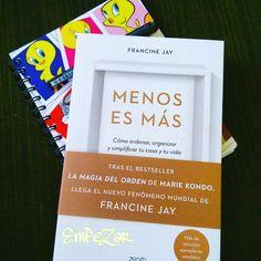 libros ordenar francine jay