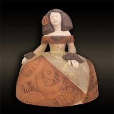 Image result for comprar meninas de ceramica