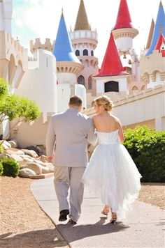 Fairy tales do exist when you tie the knot at Excalibur.