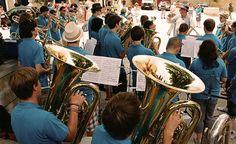 The Big Band. Malta  by Vinaixa. photonoise.vinaixa.org