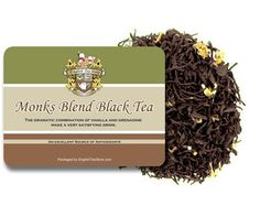 Monks Blend Naturally Flavored Black Tea Loose Leaf 16oz *** To view further for this item, visit the image link. (This is an affiliate link and I receive a commission for the sales)