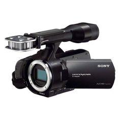 b6b2348f4 Best Buy  Sony Handycam NEX-VG30 HD Flash Memory Camcorder NEXVG30