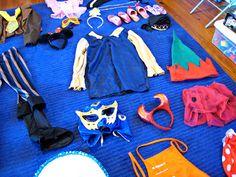 Dress-up box ideas