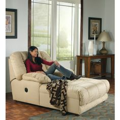 Contemporary Press Back Chaise | ... home living room furniture chaises duraplush khaki pressback chaise