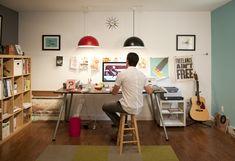 Studio Sweet Studio -  Scotty Reifsnyder's studio