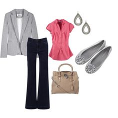Business Casual cute-clothes