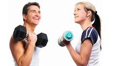 Los Ejercicios Con Pesas.  Los ejercicios con pesas con el mejor complemento de todo plan para adelgazar, ya que este tipo de ejercicios son los más recomendados para tonificar el cuerpo y aumentar la fuerza muscular y ósea. De lo contrario, si no ... Ver más aquí: https://dietasanaparaadelgazar.com/los-ejercicios-con-pesas/