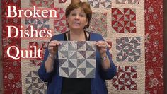 We have two videos on the following pages showing different variations on the traditional quilt block Broken Dishes. It is said that block was inspired by the pioneers who traveled to the west in covered wagons and along the way some dishes would break , it is the sharp points of the broken dishes that …