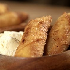 Quick and easy way to make Filipino Banana Lumpia, caramelized banana egg rolls.