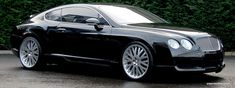 Bentley Continental GT... Out of all the cars of I've driven this is by far my favorite