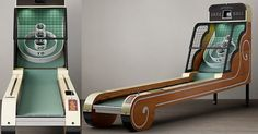 restoration hardware skee ball - Google Search