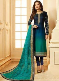 Grab Latest Churidar, Anarkali, Party Wear & EiD Festival Salwar Kameez Online with Flat OFF. Use Discount Code: Hurry up & shop Salwar Kameez. Indian Salwar Kameez, Churidar Suits, Indian Anarkali, Anarkali Dress, Anarkali Suits, Eid Outfits, Indian Outfits, Fashion In, Indian Fashion